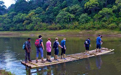 rafting thekkady