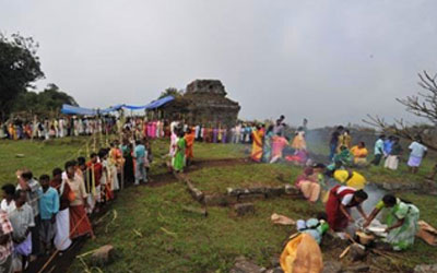 Managala Devi temple