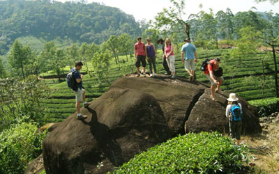 trekking thekkady