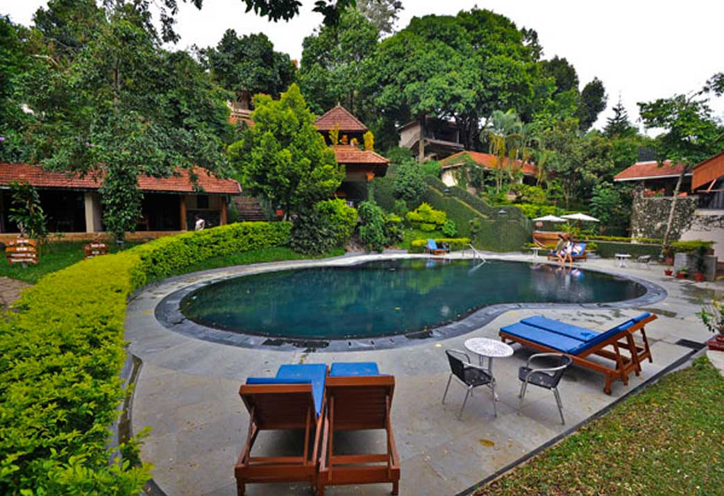Cardamom County Thekkady, Kerala, India, Resorts in Thekkady